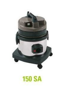 ASPIRO 150 SA - WET/DRY INDUSTRIAL VACUUM CLEANER - MADE IN ITALY