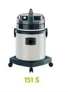 ASPIRO 151 S - WET/DRY INDUSTRIAL VACUUM CLEANER - MADE IN ITALY