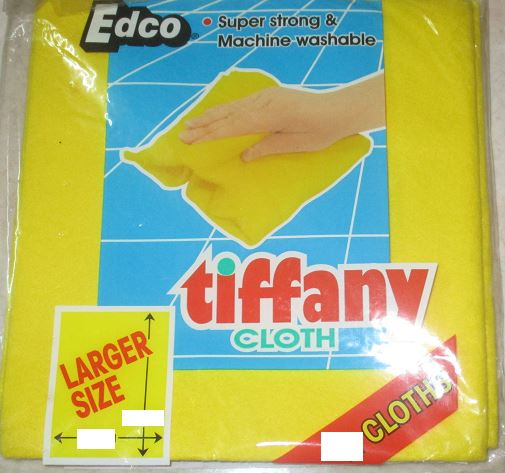 TIFFANY CLOTH – EDCO (Made in Holland)