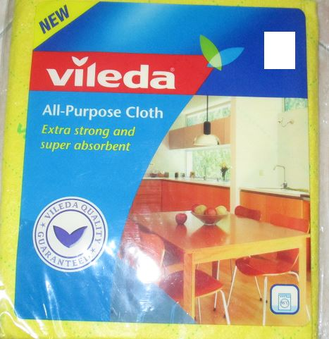VILEDA ALL –PURPOSE CLOTH (NEW) - Made in Germany