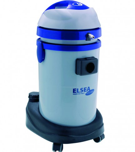 ESTRO 125 - INDUSTRIAL SINGLE PHASE EXTRACTORS - MADE IN ITALY